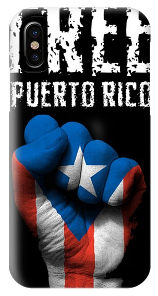 Free Puerto Rico IPhone Case