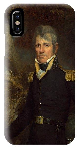General Andrew Jackson IPhone Case