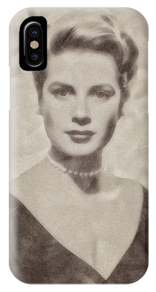 Grace Kelly, Actress And Princess IPhone Case