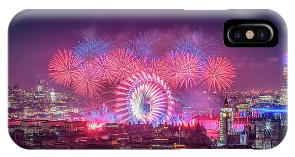 Happy New Year 2018 IPhone Case