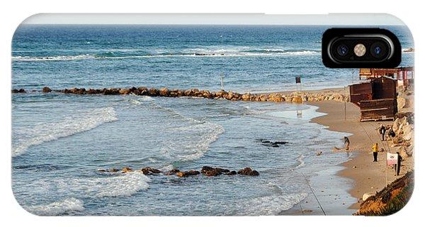 Jaffa Beach 7 IPhone Case