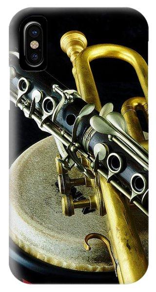 Jazz IPhone Case