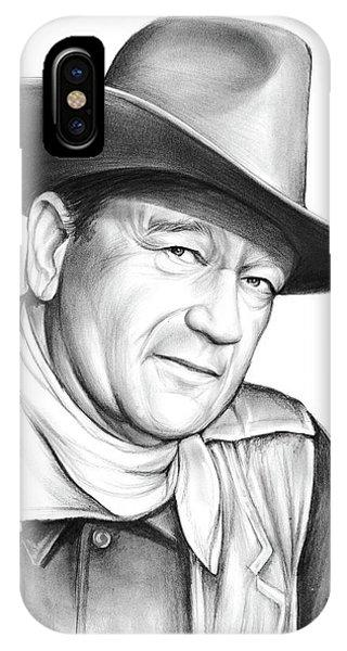 John Wayne IPhone Case