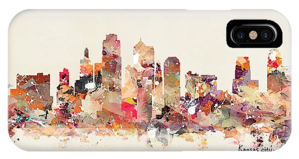 Missouri iPhone Case - Kansas City Missouri by Bri Buckley