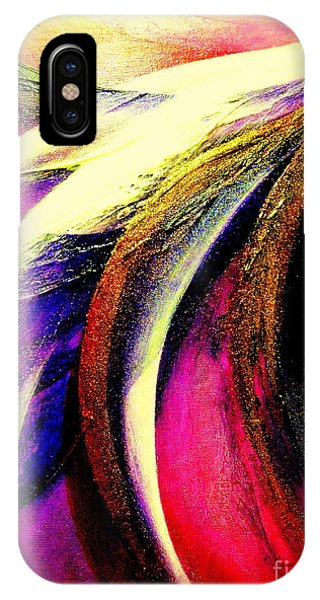 Light Dance IPhone Case