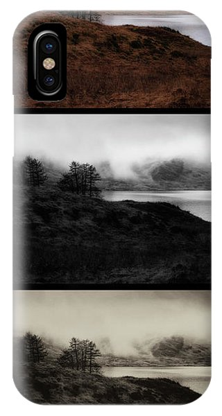 IPhone Case featuring the photograph Loch Arklet by Jeremy Lavender Photography