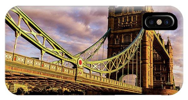 London Tower Bridge. IPhone Case