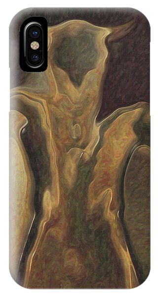 Minotaur iPhone Case - Minotaur  by Quim Abella