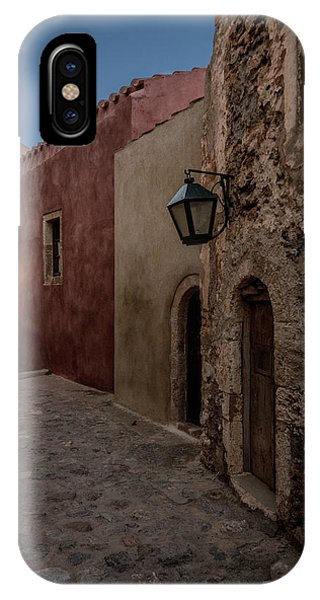 Monemvasia / Greece IPhone Case