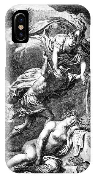 Mythology: Perseus IPhone Case