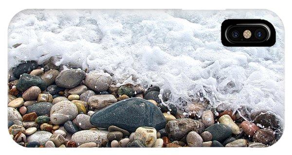 Sea Floor iPhone Case - Ocean Stones by Stelios Kleanthous