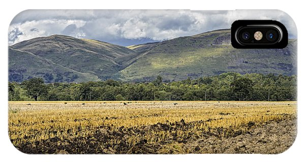 Ochil Hills IPhone Case