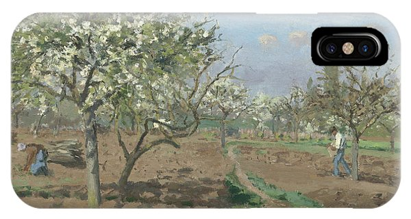 Orchard In Bloom IPhone Case