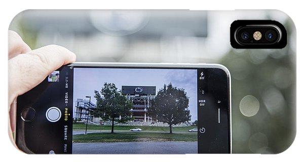Penn State Beaver Stadium  IPhone Case