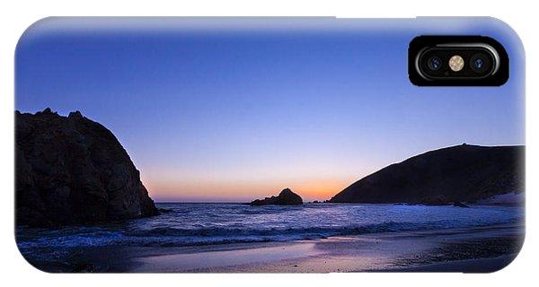 Pfeiffer Beach IPhone Case