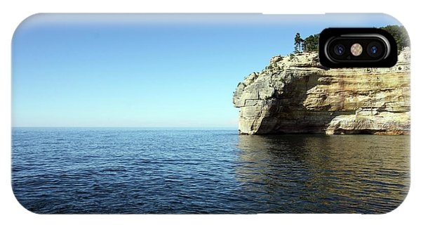 IPhone Case featuring the photograph Pictured Rocks by Jackson Pearson