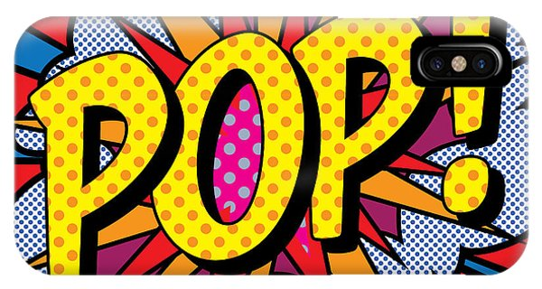 Pop Art - 4 IPhone Case