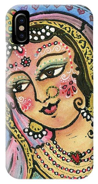 Radha IPhone Case