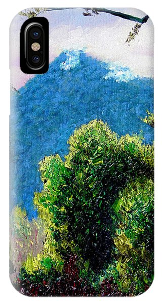 Rain Forrest IPhone Case