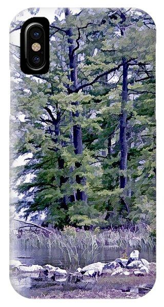 Reelfoot Lake  IPhone Case