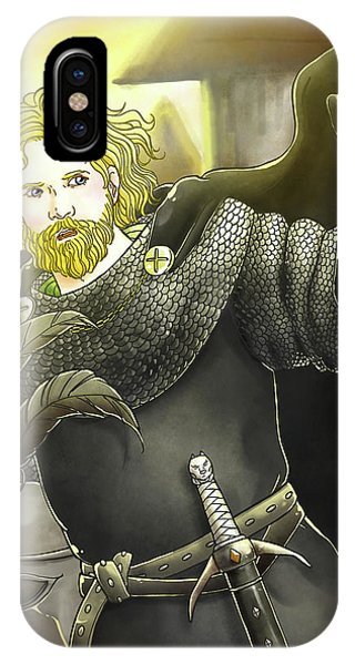 Robin Hood Baron Fitzwalter IPhone Case