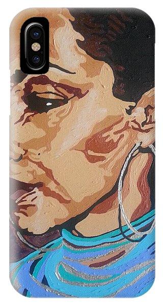 Sade Adu IPhone Case