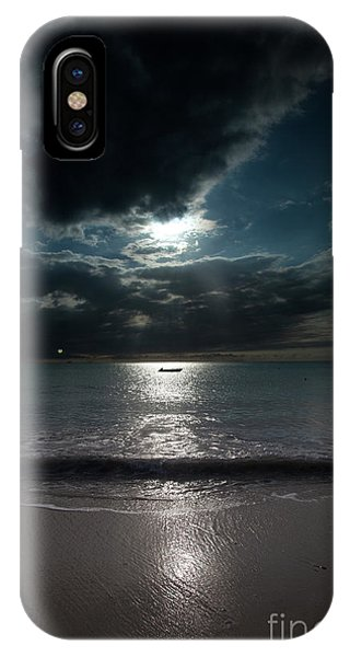 Sea And Clouds IPhone Case
