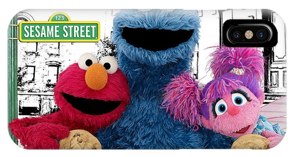 Sesame Street IPhone Case