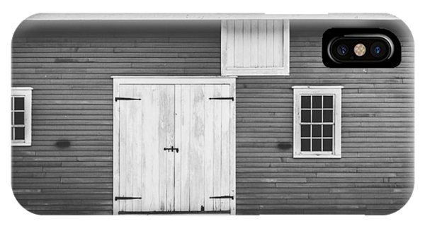 New England Barn iPhone Case - Shaker Village by Robert Clifford