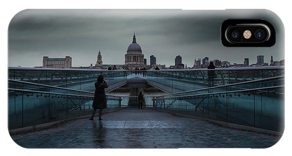 St Paul's Cathedral IPhone Case