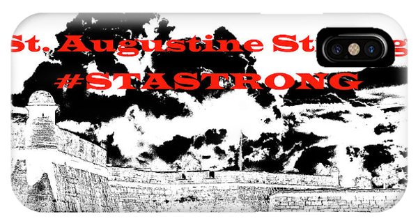 #stastrong IPhone Case