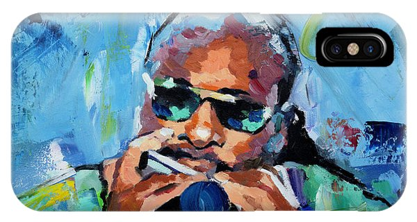 Stevie Wonder IPhone Case