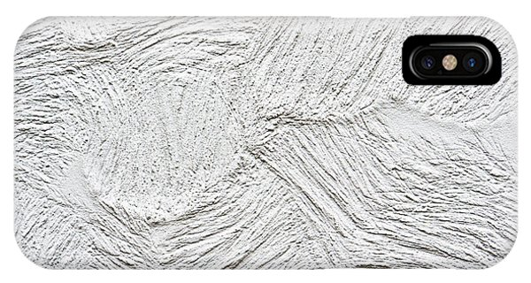 Cement iPhone Case - Stone Surface by Tom Gowanlock