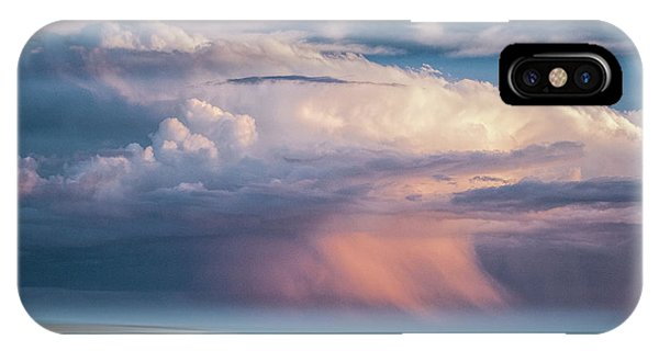 Storm On The Sound IPhone Case
