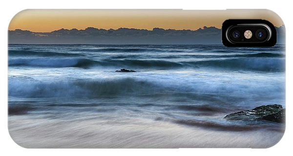 Sunrise By The Sea IPhone Case