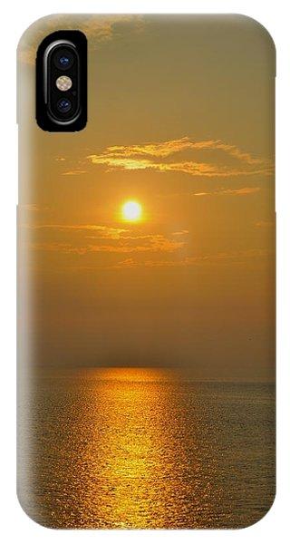 Sunset At Rameshwaram  IPhone Case