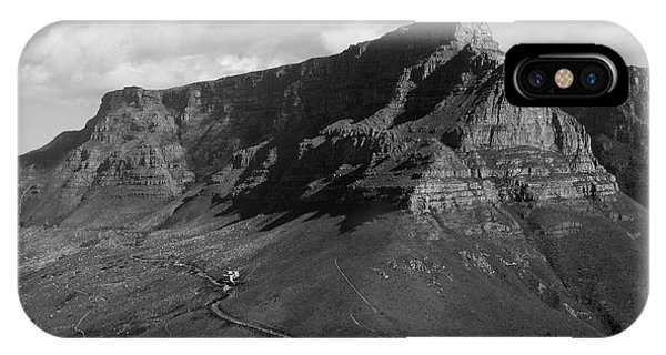 Table Mountain - Cape Town IPhone Case