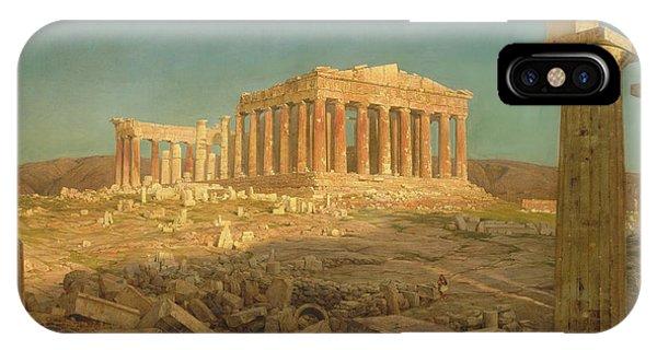 The Parthenon IPhone Case