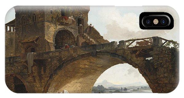 The Ponte Salario IPhone Case
