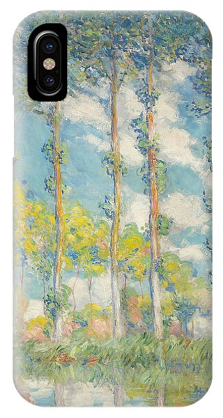 The Poplars IPhone Case