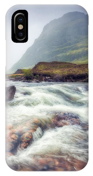 The River Coe IPhone Case