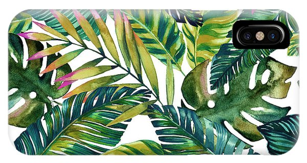 Insect iPhone Case - Tropical  by Mark Ashkenazi