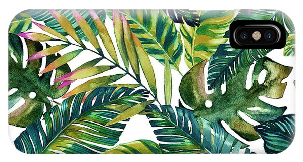 Cool iPhone Case - Tropical  by Mark Ashkenazi