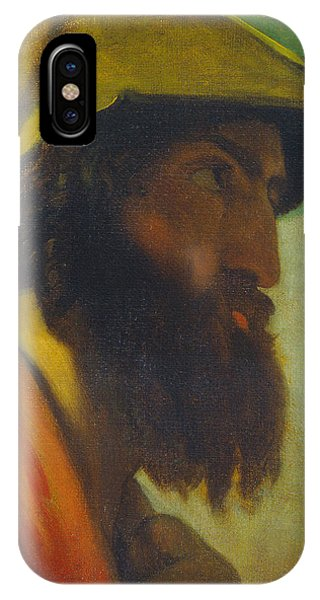 Cunning iPhone X Case - Ulysses by Jean-Auguste-Dominique Ingres