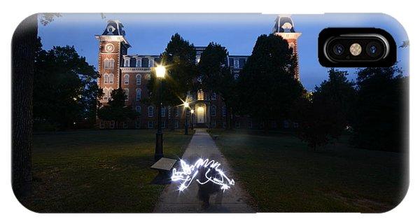 University Of Arkansas IPhone Case