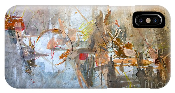 Untitled Abstraction IPhone Case