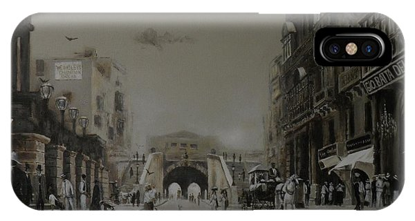 Valletta  Entrance  1941 IPhone Case