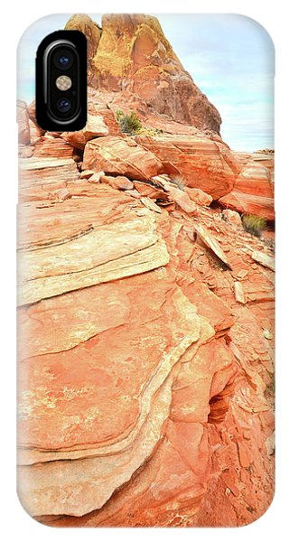 Valley Of Fire High Country IPhone Case
