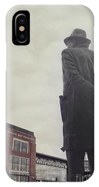 Vince Lombardi IPhone Case