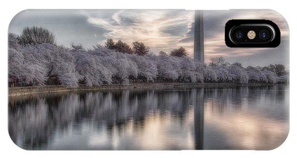 Washington Sunrise IPhone Case